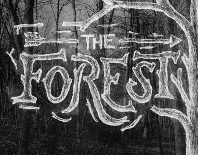 The Forest Illustration