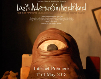 Lazys Adventures in Wonderland