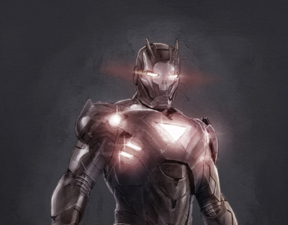 Iron Man, The Punisher Armor