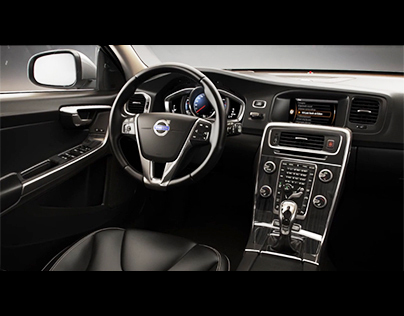 Volvo - Interior Animation