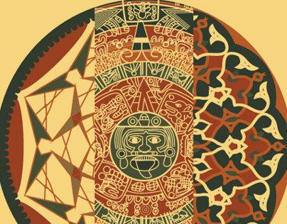 La simmetria nelle antiche decorazioni