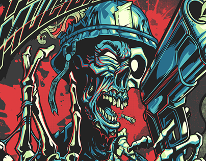 Metal Mulisha Artist Series