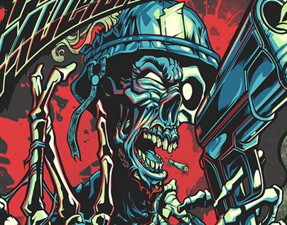 Metal Mulisha Artist Series