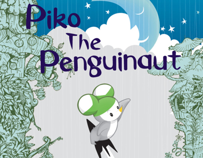 Piko The Penguinaut