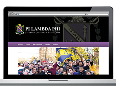 Pi Lambda Phi Fraternity website