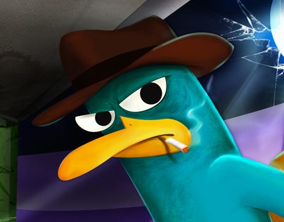 Perry el Ornitorrinco
