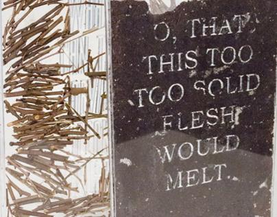 Shakespeare at Pratt Poster Series