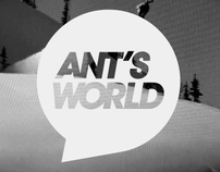 Anthony Hull + Ant's World