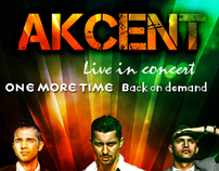 AKCENT - Live in concert
