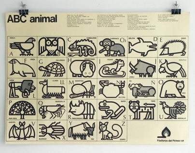 Posters from Animal Alphabet