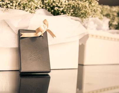 Shehan & Talitha Wedding Stationery
