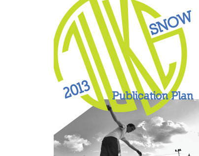 Juke Snowboarding Publication Plan