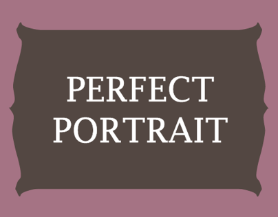 Interactive Narrative: Perfect Portrait
