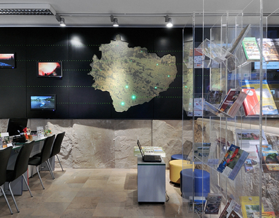 The most beautiful tourist info center in Poland by A+D