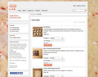 Let's Get Nutty WordPress E-Commerce Site