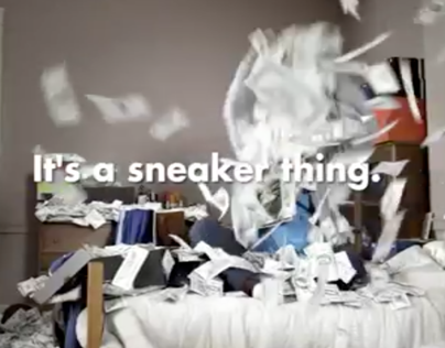 Foot Locker Sweepstakes TVC