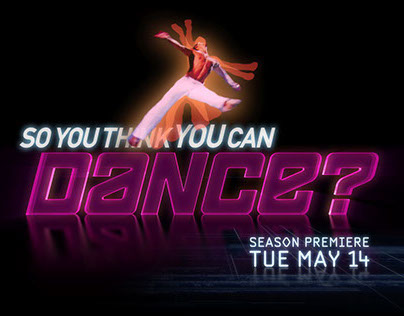 So You Think You Can Dance Science of Dance