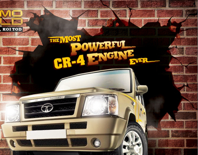 TATA Sumo GOLD CR 4 Engine Promotion
