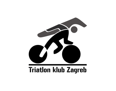 Triatlon klub Zagreb logo; proposal