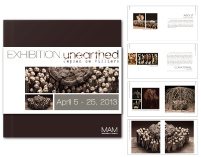 Exhibition Unearthed
