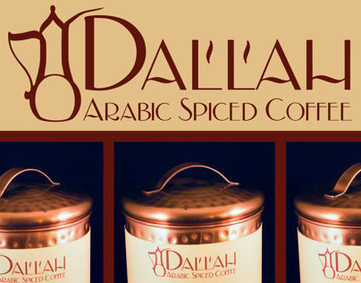 Dallah Arabic Spiced Coffee