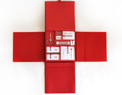 Red Cross Promotional Kit