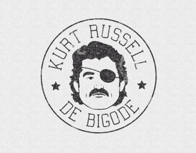Kurt Russell de Bigode