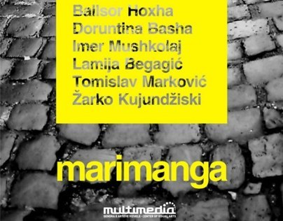 Marimanga (Book Cover)