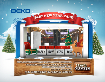 BEKO Best New Year Card