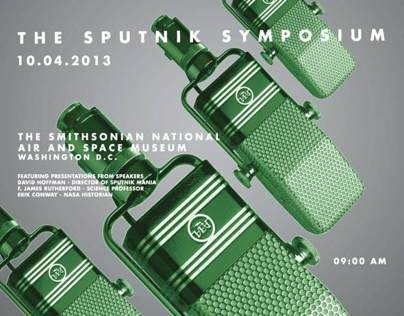 The Sputnik Symposium - Poster Set