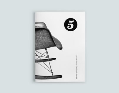 Type & Chair Book