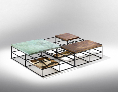 CAGES | COFFEE TABLES