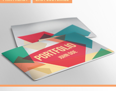 Business Portfolio Brochure - InDesign Template
