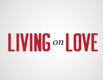 Living on Love Web Design
