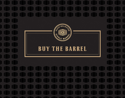 Jack Daniel's Folder/ Buy the Barrel