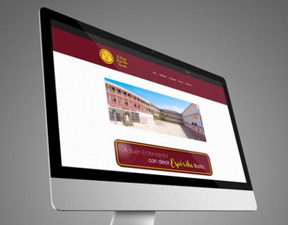 Colegio Espiritu Santo's Web Site