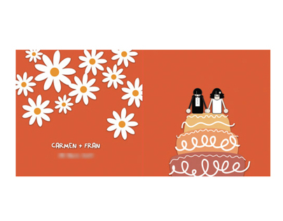 Wedding invitations // Invitaciones de boda