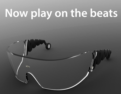 PlaySpecs - Future Concept Sports-glasses