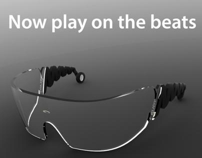 PlaySpecs - Future Concept Sports-glasses