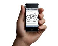 Trek iPhone Site