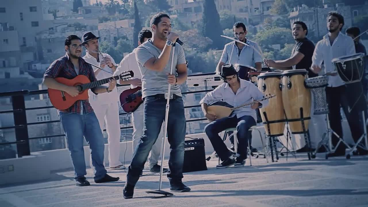 Ghereh Zyadeh Music Video 2011