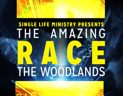 Amazing Race, The Woodlands!