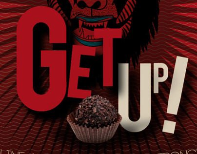 GET UP! Chocolate Packaging