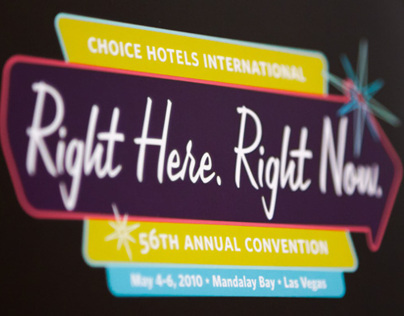 Choice Hotels Convention 2010