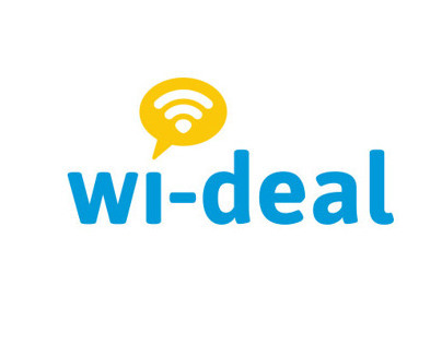 Wi-Deal Logo and Collateral