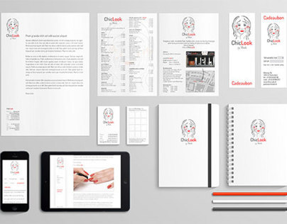 ChicLook - branding