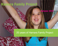 Celebrating 20th birthday of the Hamara Family Project