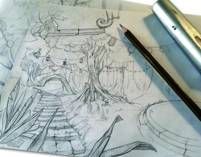 Sketch - Landscape