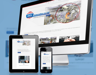 BKK Automation website