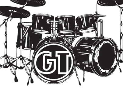 GT Banging Sticker Artwork